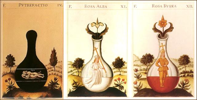 Elementi di Alchimia interiore
